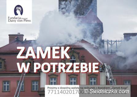 Region: Zamek Książ prosi o pomoc