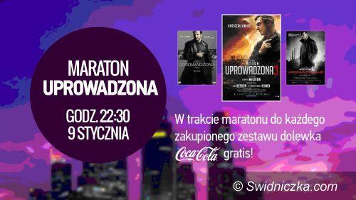 Świdnica: Maraton z filmem Uprowadzona [KONKURS]