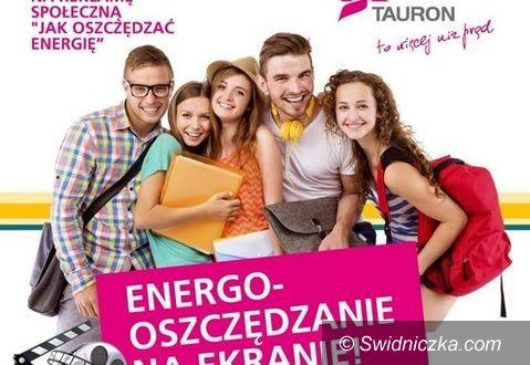 """Świdnica/Kraj: """"Energooszczędzanie na ekranie"""": Uczniowie Gimnazjum nr 3 proszę o głosy"""