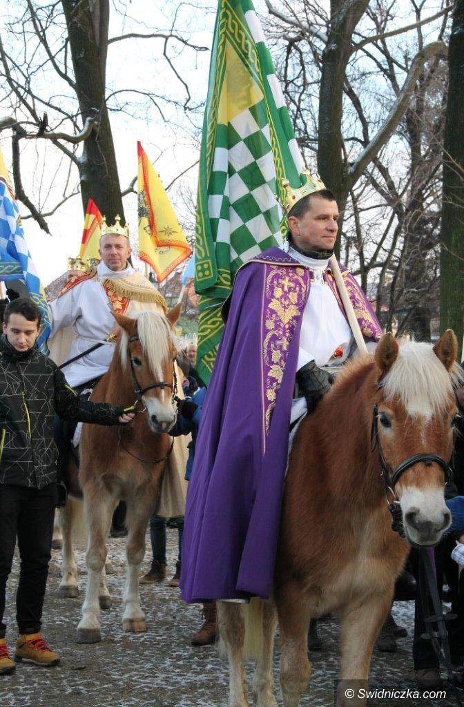 Świebodzice: Trzej Królowie przybyli
