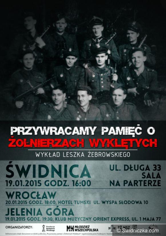 Świdnica: Spotkanie z Leszkiem Żebrowskim