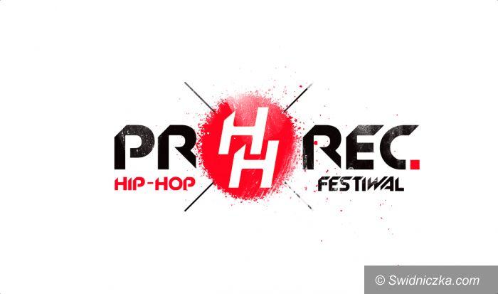 Świdnica: Zapraszamy na Pro Rec Hip–Hop Festival