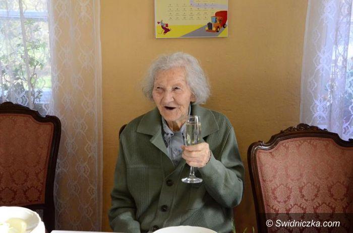 Żarów: 100 lat Julii Strugała