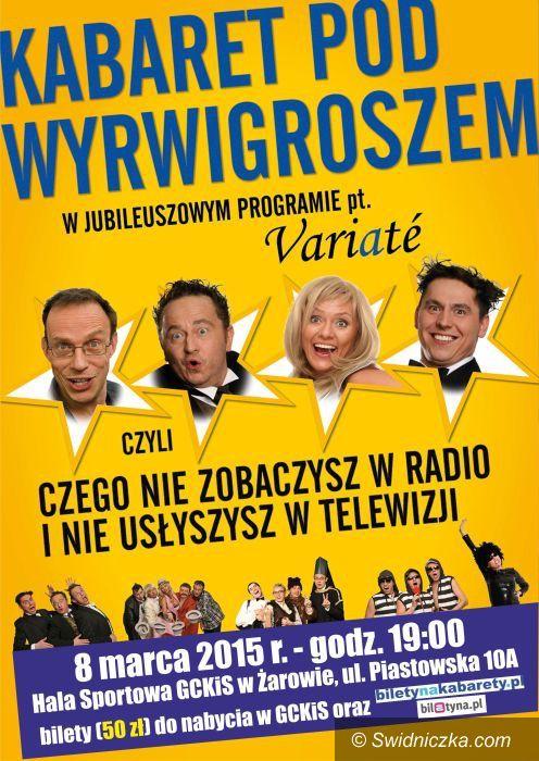 Żarów: Kabaret pod Wyrwigroszem w Żarowie