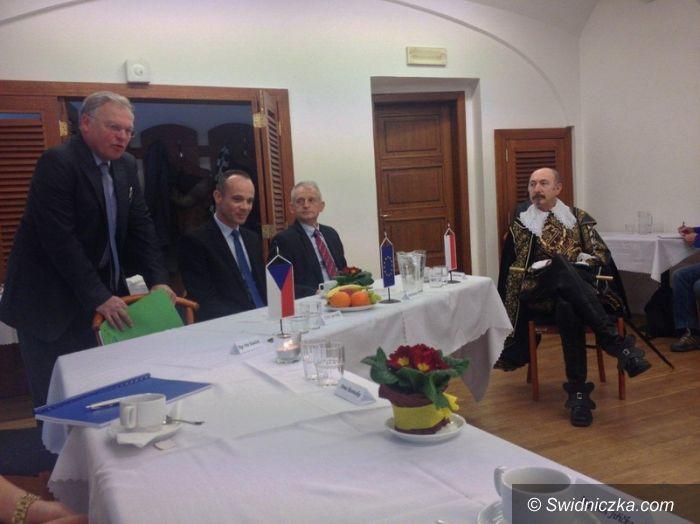 Czechy: Konferencja kończąca projekt w czeskim Jicinie