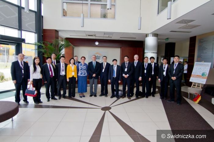 Chiny: Wizyta studyjna w Chinach