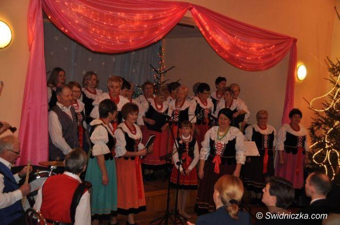 Witoszów Dolny: Zabrzmiały kolędy w Leśniczówce