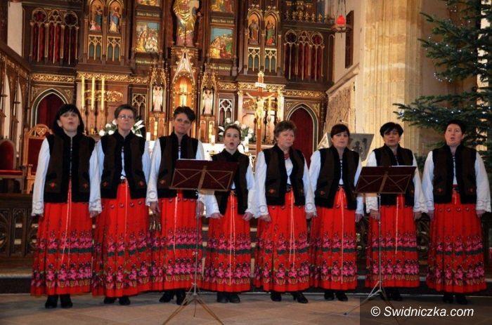 Strzegom: Koncert kolęd i pastorałek w Bazylice Mniejszej w Strzegomiu