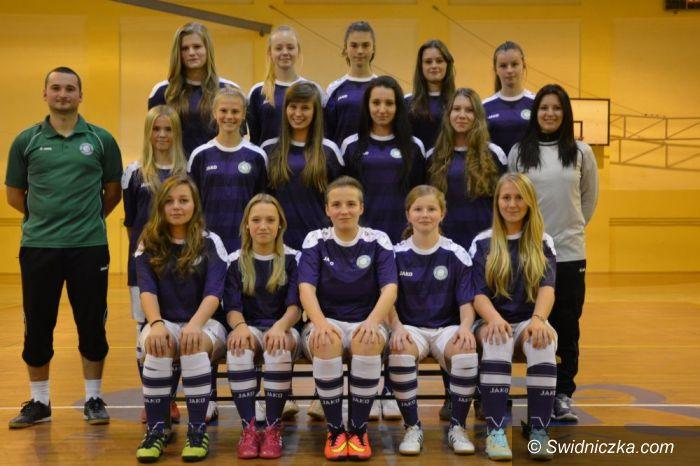 Świdnica: Wygrany sparing drużyny dziewczyn Polonii–Stali Świdnica