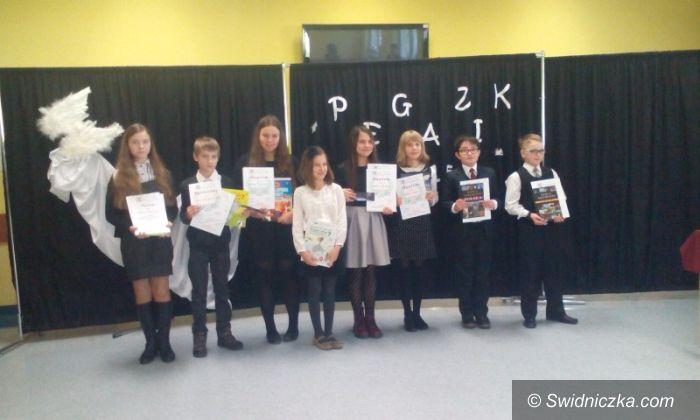 Gmina Świdnica: Gminne eliminacje konkursu recytatorskiego Pegazik