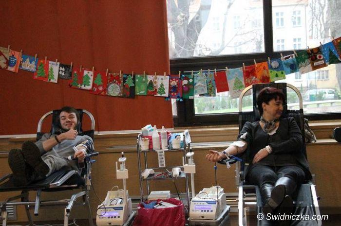 Świebodzice: Oddaj krew, wygraj niespodziankę