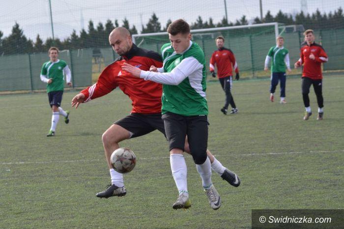 Dzierżoniów: Górale dostali lekcję futbolu
