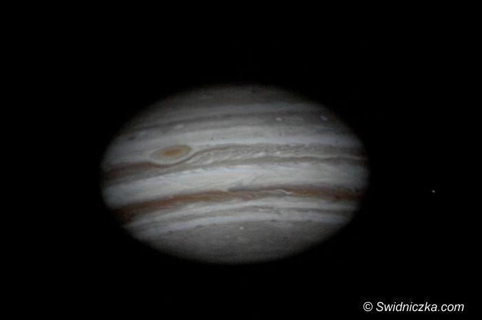 Strzegom: Planetarium w strzegomskim LO