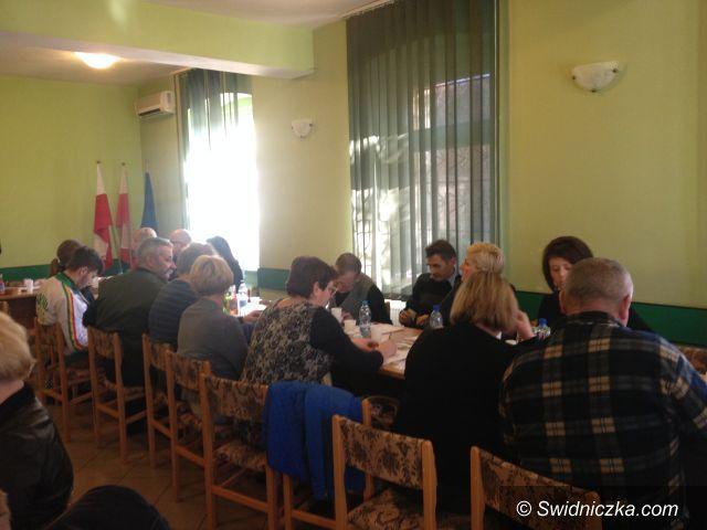 Marcinowice: Sołtysi wybrani