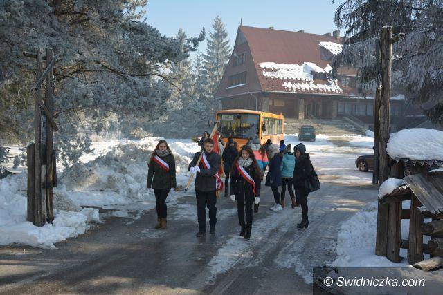 Ludźmierz: Na uroczystościach 150. rocznicy urodzin Patrona Szkoły w Ludźmierzu