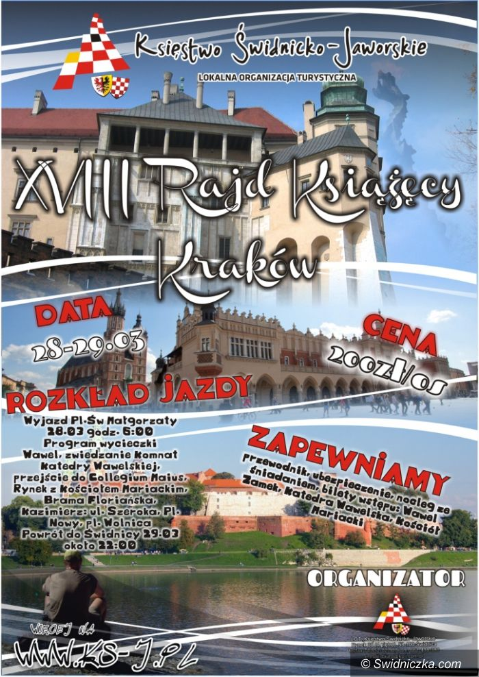 Świdnica/Kraków: XVIII Rajd Książęcy – Kraków