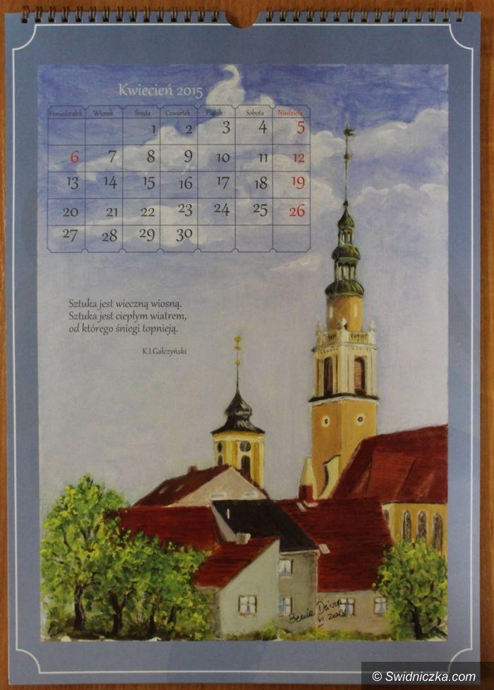 Świebodzice: Kalendarz artystyczny 2016