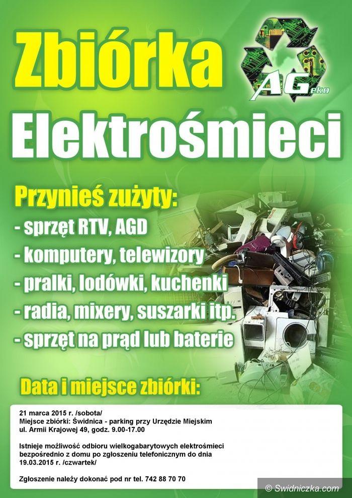 Świdnica: Wiosenna zbiórka elektrośmieci