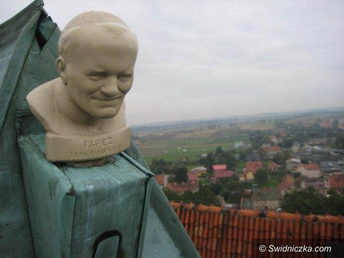 Strzegom: Śladami św. Jana Pawła II po gminie Strzegom