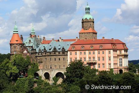 Region: Zamek Książ ulubionym miejscem filmowców