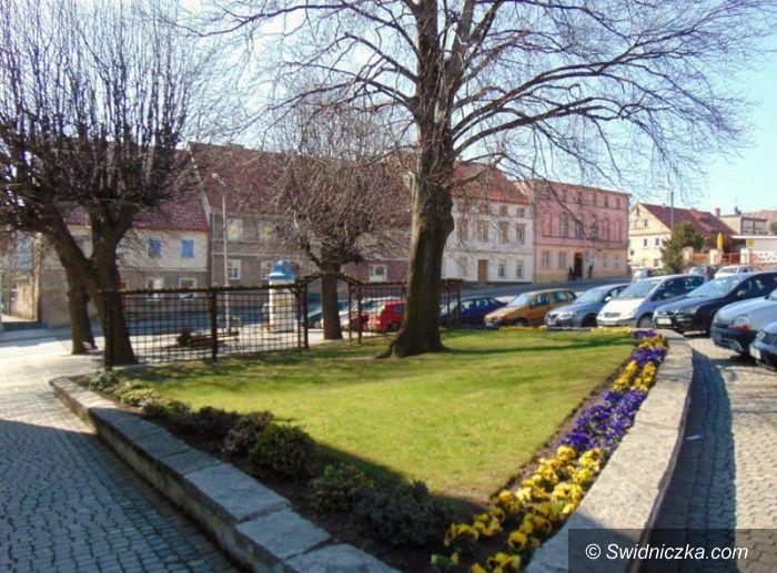 Gmina Dobromierz: Wiosna w gminie Dobromierz