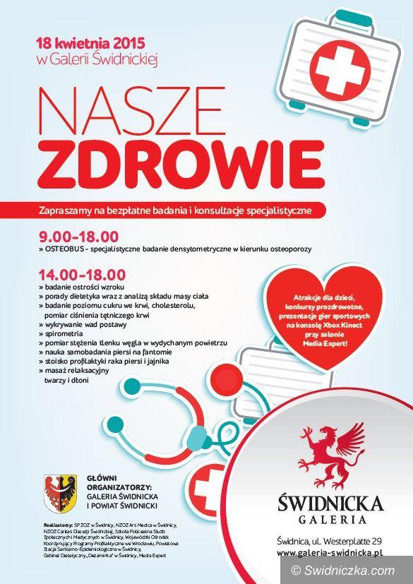 Świdnica: Kolejne badania dla mieszkańców powiatu