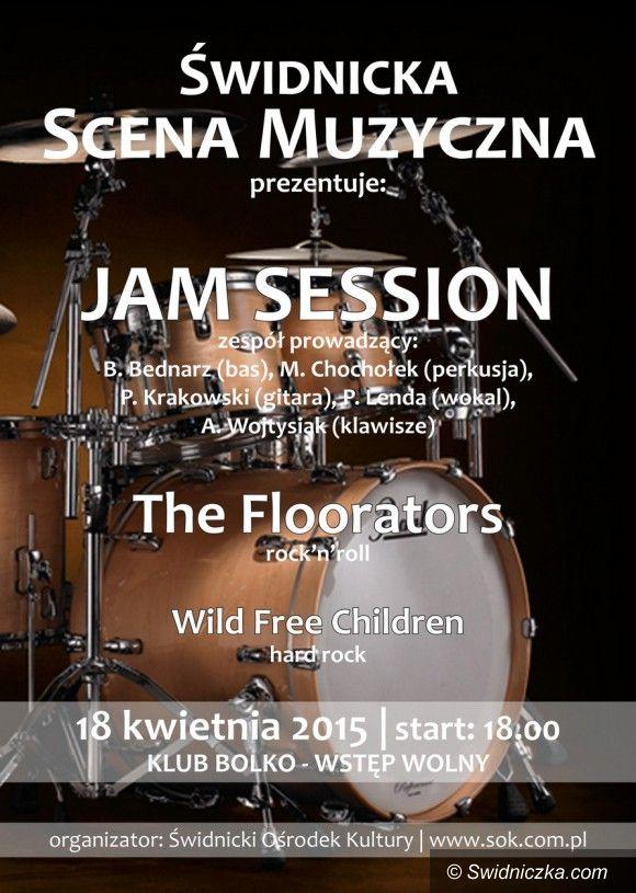 Świdnica: Jam session i The Floorators w Klubie Bolko