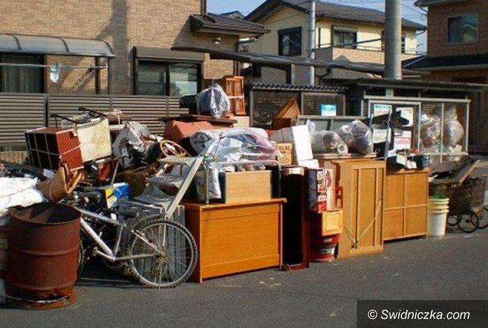 Gmina Dobromierz: Skorzystaj z wiosennej zbiórki odpadów