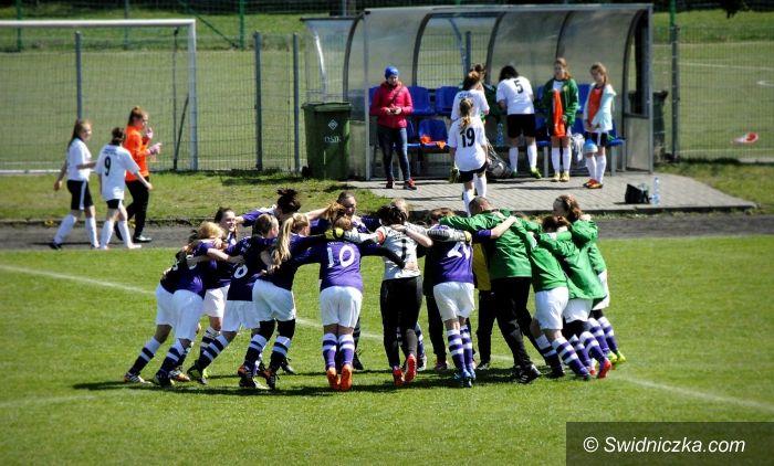III-liga kobiet: Świdnickie piłkarki wygrywają drugi mecz z rzędu
