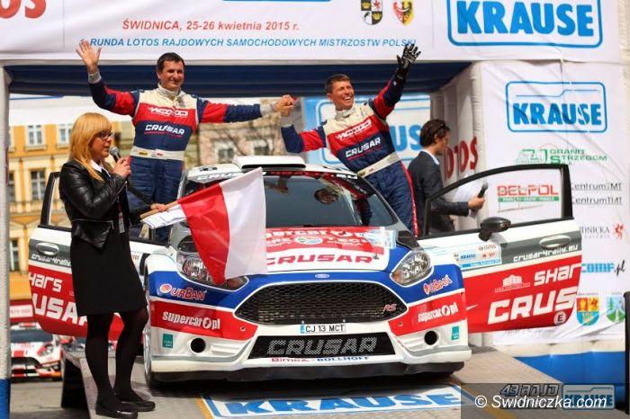Świdnica: Grzegorz Grzyb prowadzi po sobotniej rywalizacji