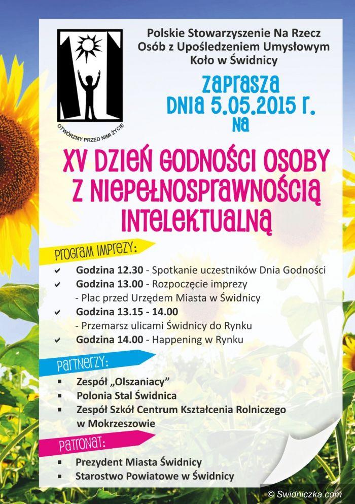 Świdnica: Dzień Godności Osoby z Niepełnosprawnością Intelektualną