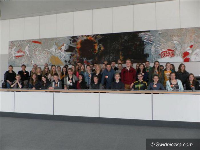 Niemcy: Polsko–niemiecki projekt strzegomskiego LO
