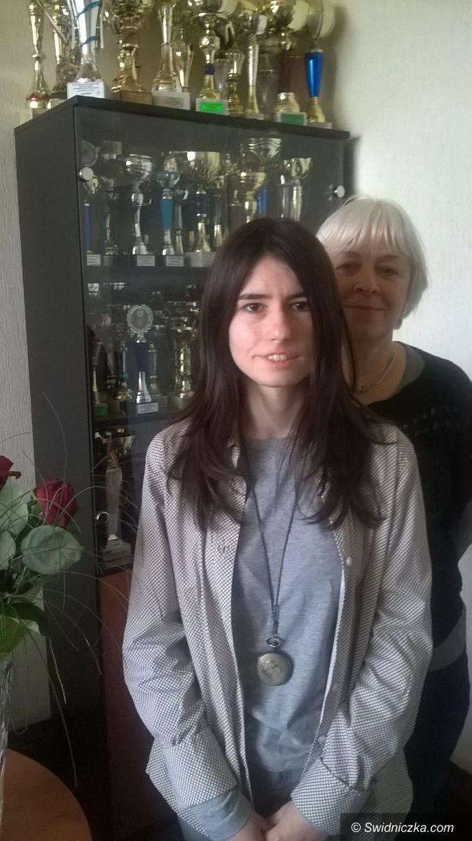 Świdnica: Weronika Bunij laureatką