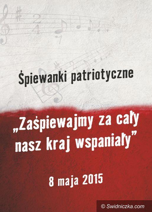"""Świdnica: """"Zaśpiewajmy za cały nasz kraj wspaniały"""""""
