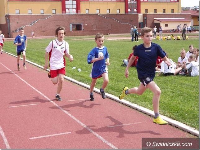 Świdnica: Czwórbój lekkoatletyczny szkół podstawowych