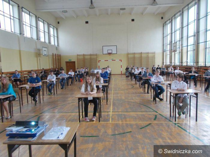 Pszenno: II Powiatowy Konkurs Matematyczny dla uczniów szkół podstawowych