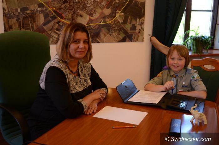 Świdnica: Wywiad Tosi z prezydent miasta