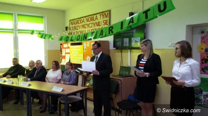 Świdnica: III Gala Wolontariatu w Gimnazjum nr 4