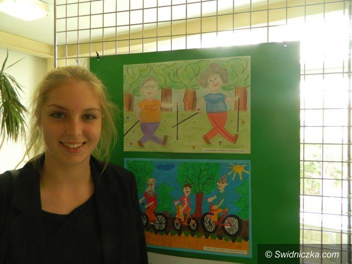 Świdnica: Uczennica Gimnazjum nr 3 zwycięża w konkursie plastycznym