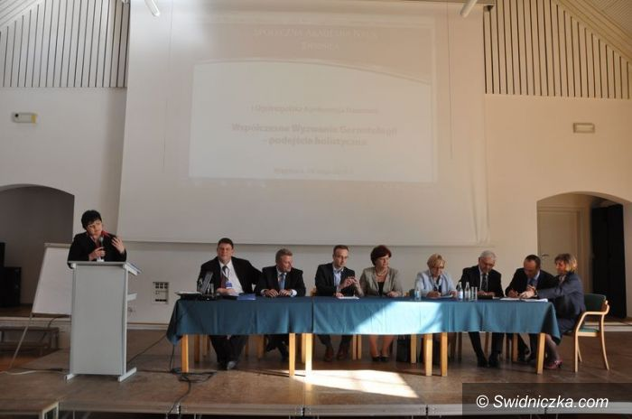 Gmina Świdnica: Wspólna koalicja na rzecz osób starszych