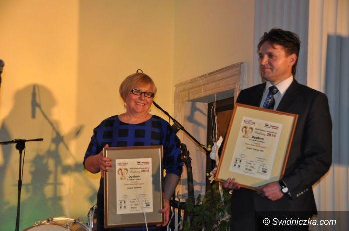 Wałbrzych: Nagroda plebiscytu gospodarczego dla gminy Świdnica