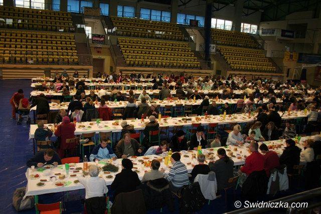 Świebodzice: 400 osób usiądzie do wspólnego stołu