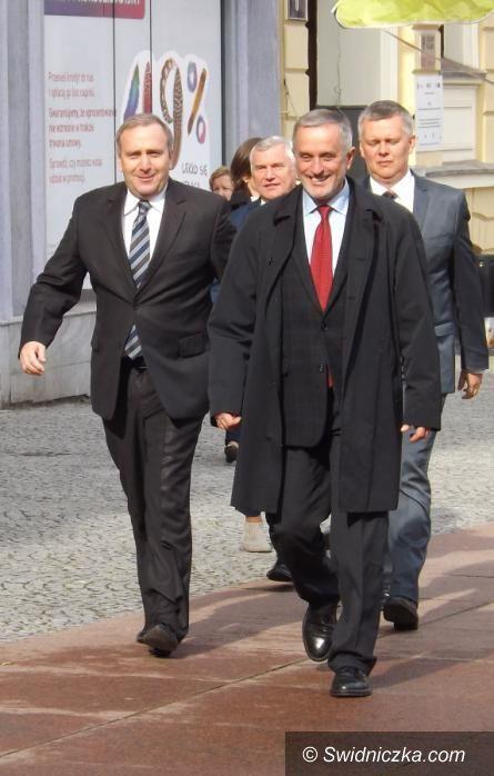 Wałbrzych: Grzegorz Schetyna odwiedzi Wałbrzych