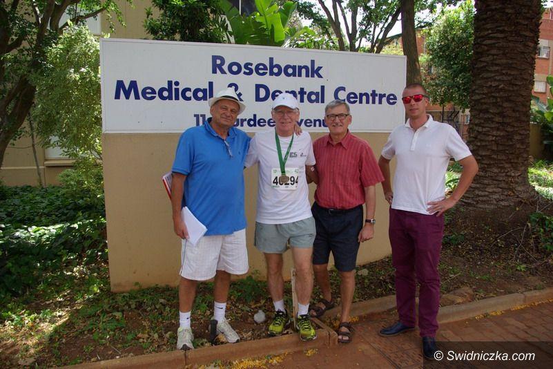 Strzegom: Ekstremalny maraton w RPA
