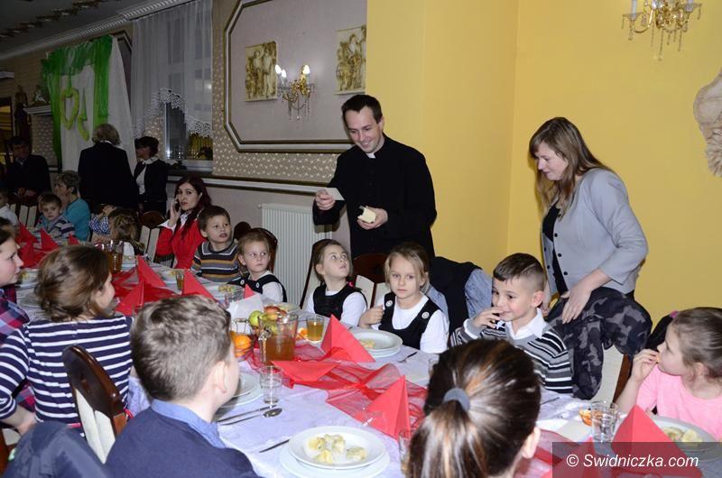 Żarów: Żarów: Przy świątecznym stole