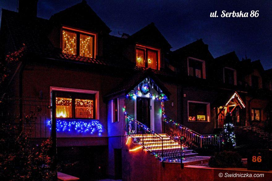 Świdnica: Zwycięzcy konkursu na najładniej przystrojony i oświetlony balkon oraz posesję