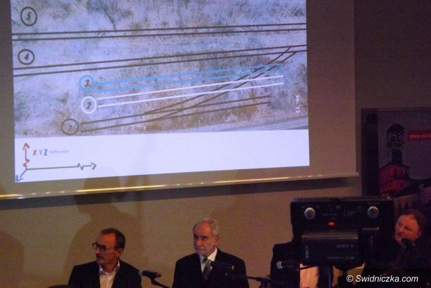 Wałbrzych: Złoty Pociag: Geolog twierdzi, że na 65 kilometrze istnieją anomalie