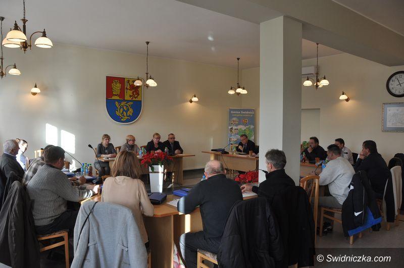 Świdnica/Region: Sołtysi debatowali o budżecie na 2016 rok