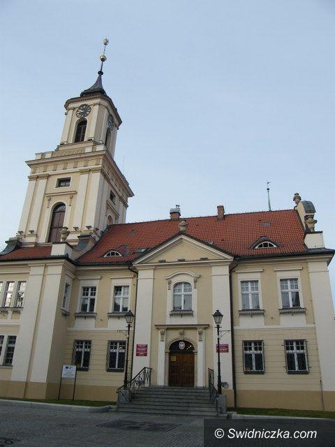 Świebodzice: XVI Sesja Rady Miejskiej w Świebodzicach