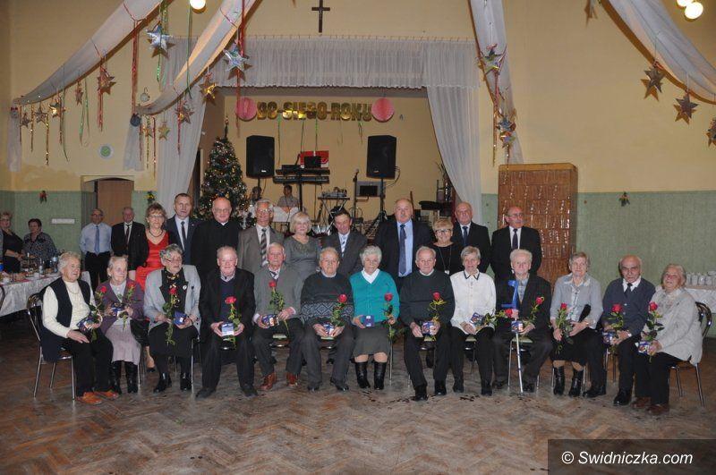 Świdnica: Spotkanie u seniorów w Pszennie